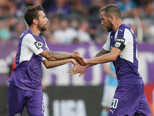 VfL Osnabrück bleibt weiter an der Tabellenspitze
