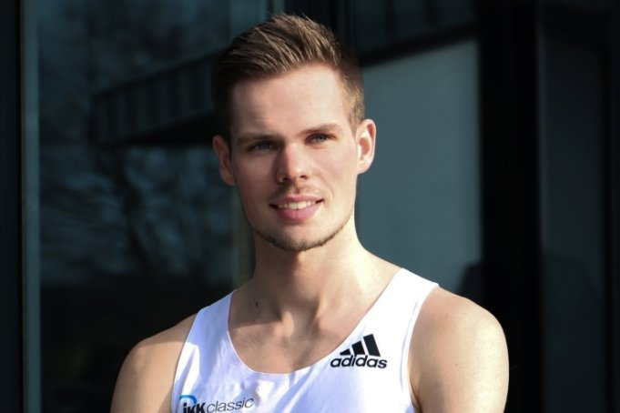 Sebastian Hendel hofft, Anfang Mai in Stockholm seine 10.000-Meter-Bestzeit unterbieten zu können.