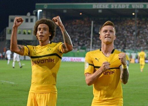 BVB gewinnt gegen Leipzig