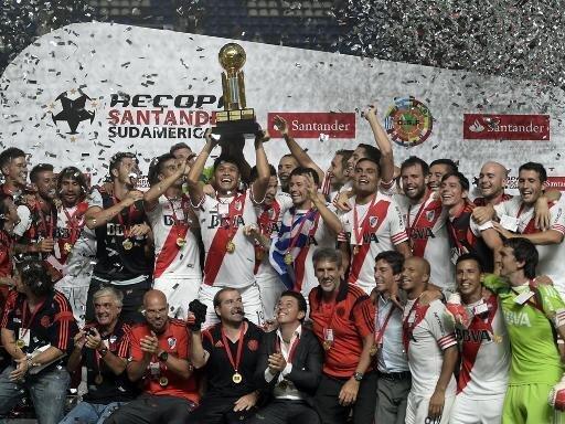 River Plate gewinnt den südamerikanischen Supercup