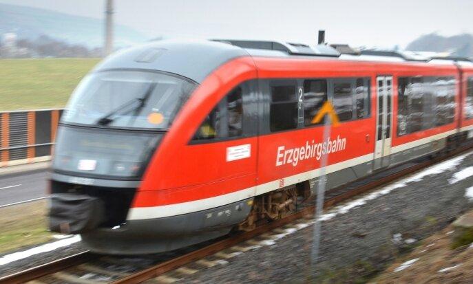 Zugverkehr zwischen Erzgebirge und Tschechien wird verstärkt