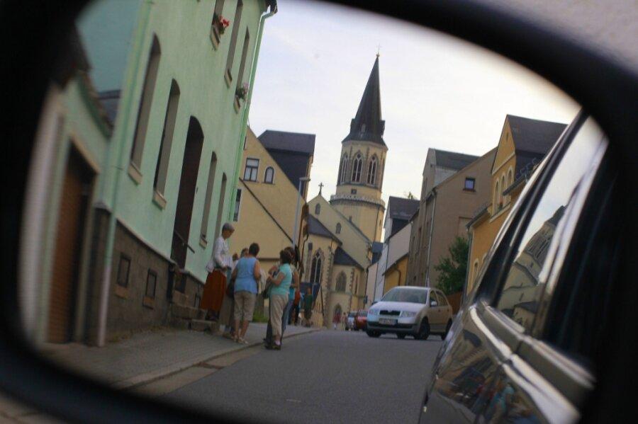 Kreisreform im Rückwärtsgang: Von 1952 bis 1957 bildete die durch starken Zuzug geprägte Kommune Johanngeorgenstadt einen eigenen Stadtkreis, war also verwaltungstechnisch großen sächsischen Städten gleichgestellt.