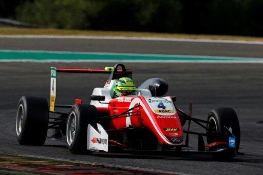 Mick Schumacher fährt in Misano zweimal aufs Podest