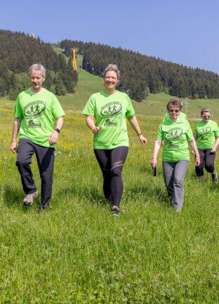 Der zehnte Benefizlauf des Elternvereines krebskranker Kinder aus Chemnitz.