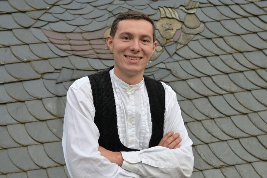 Paul Heil aus Hartmannsdorf hat als Vertreter von Sachsen den Bundesentscheid gewonnen.