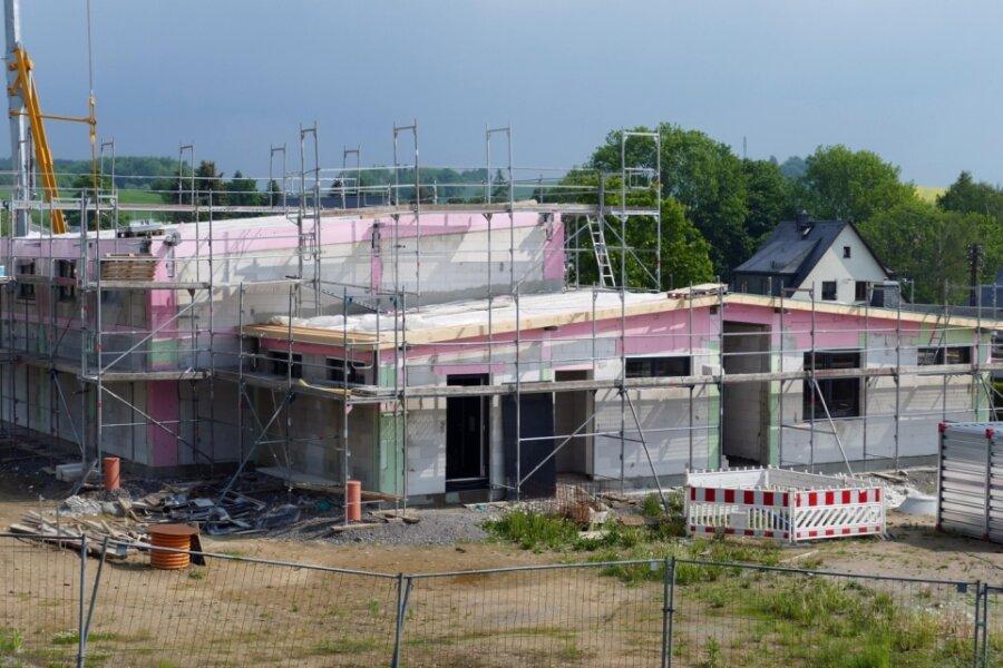 Gerätehaus soll im Herbst in Betrieb gehen