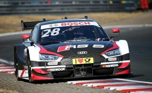 Loic Duval steht überraschend auf der Pole Position