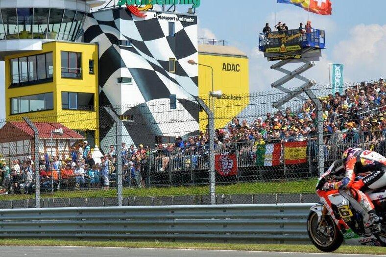 Sachsenring-Grand-Prix findet nicht im Sommer statt
