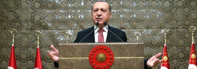 Der türkische Präsident Recep Tayyip Erdogan will mit aller Macht mehr Macht.