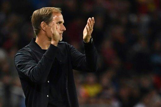Thomas Tuchel feiert den nächsten Sieg mit PSG