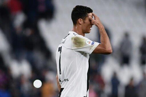 Nullnummer gegen Bologna: Juve-Superstar Cristiano Ronaldo