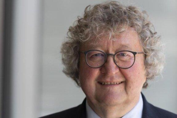Der Parteienforscher Werner Patzelt