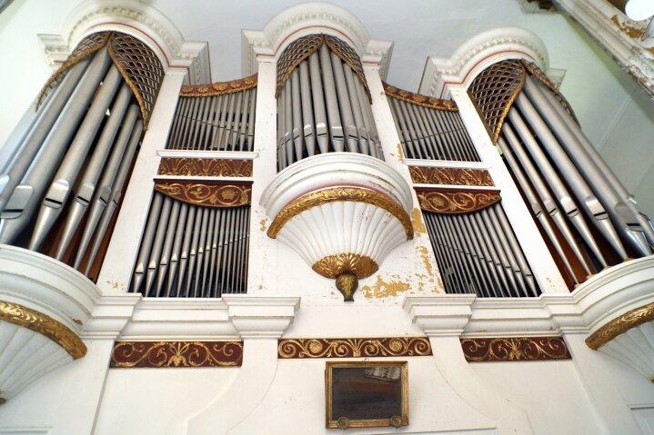 Schlichte Orgelrarität lockt namhafte Künstler an
