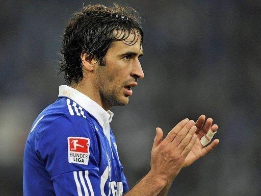 Raúl will ins Viertelfinale der Champions League