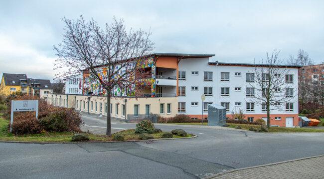 Am EKH-Pflegeheim in Zwönitz kämpft man derzeit mit Corona.