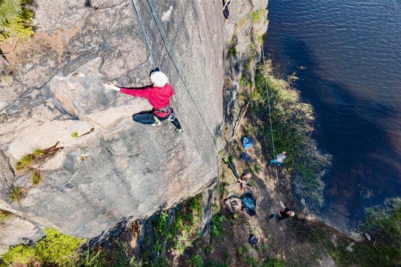 Erzgebirge: Outdoor-Team will Auersberg-Gebiet zum Kletter-Mekka machen