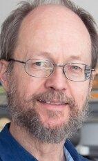 Umweltmikrobiologe Michael Schlömann, Professor am Institut für Biowissenschaften an der TU Bergakademie Freiberg