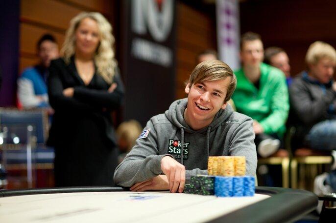Martin Finger - hier in Prag - hatte in Las Vegas wieder Glück.