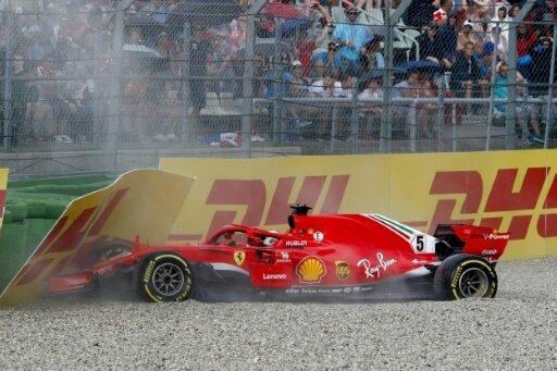 Über sechs Millionen Zuschauer sehen Vettels Ausscheiden