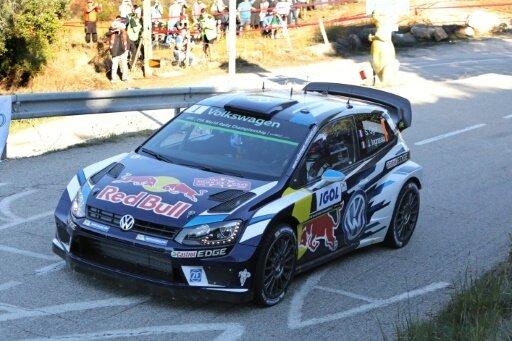 Sébastien Ogier feiert den vierten Saisonsieg