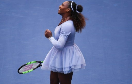 Im Viertelfinale: Serena Williams