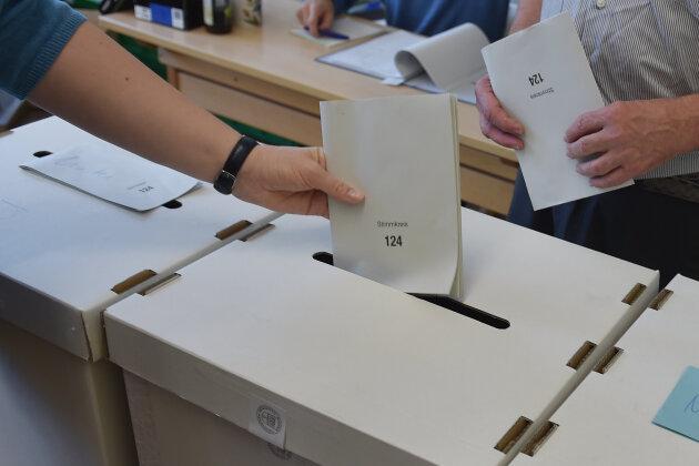 Am Sonntag war Landtagswahl in Bayern.