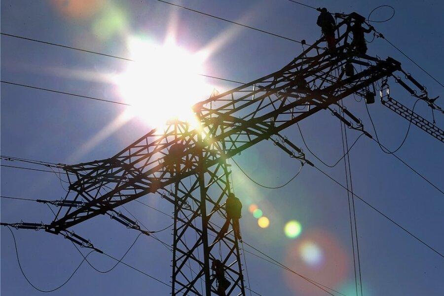 Ein großer Teil von Klingenthal hat seit 11 Uhr keinen Strom.