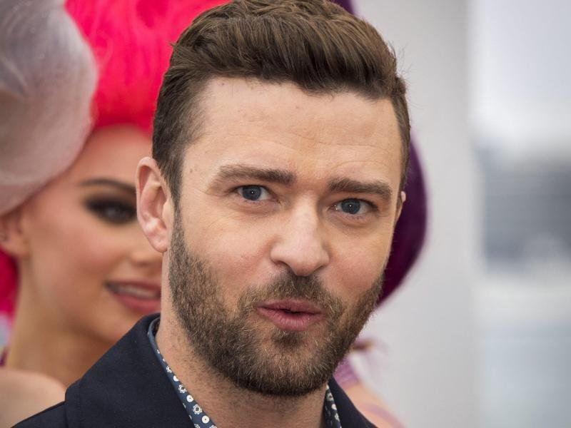 US-Sänger Justin Timberlake 2016 in Cannes.