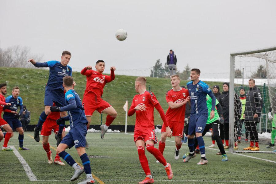 Chemnitzer FC verliert Testspiel