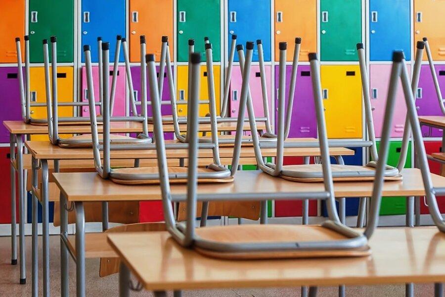Leere Klassenzimmer gehören zu den bezeichnenden Bildern der Pandemie.