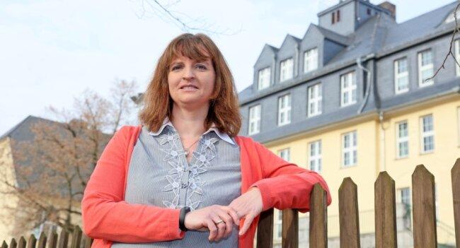 Die neue Hauptamtschefin in Hartenstein, Margrit Bucher, hat sich viel vorgenommen.