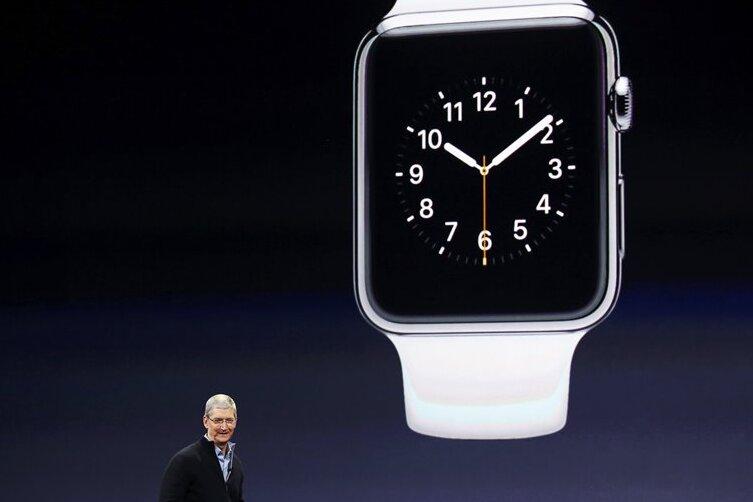 Apple Watch kommt am 24. April