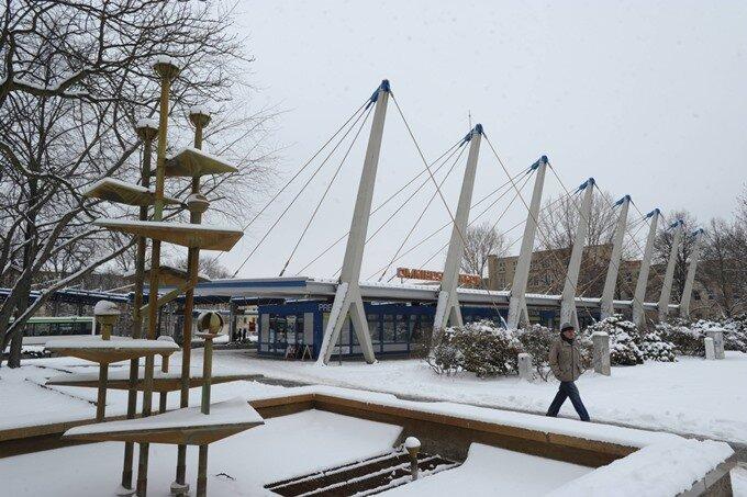 Teil des Chemnitzer Busbahnhofs soll bleiben