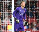 Keeper Bernd Leno siegte mit Arsenal gegen Qarabag