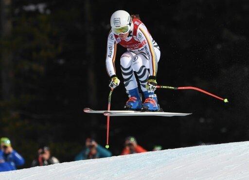 Kira Weidle landete am Ende auf dem dritten Platz