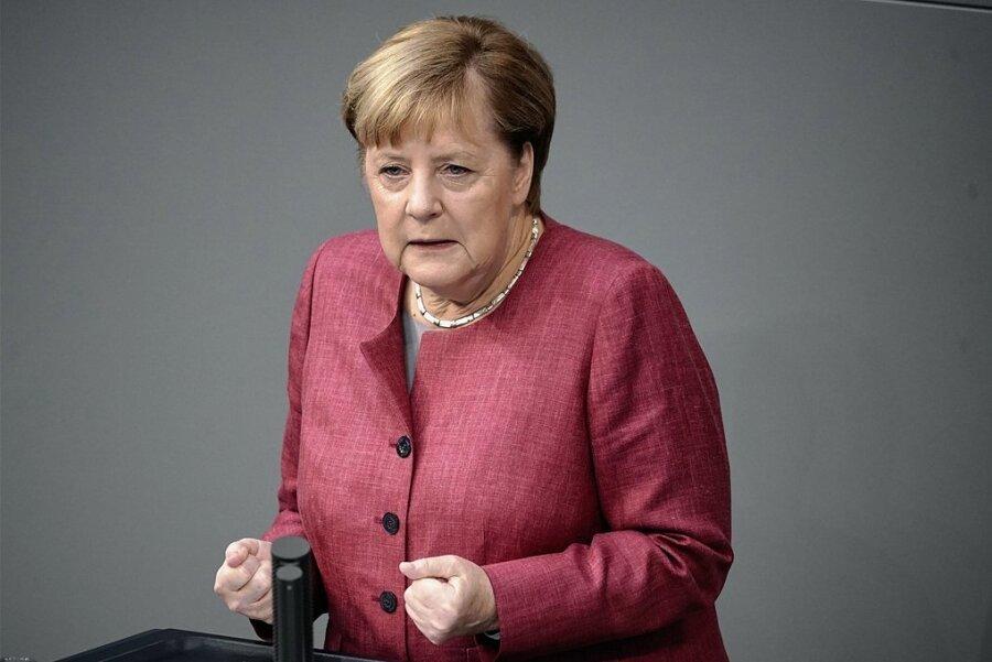 Angela Merkel - Bundeskanzlerin