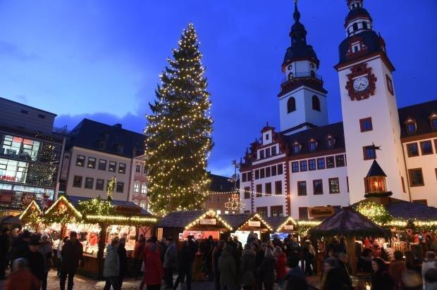 Die Stadt Chemnitz hat mit dem Weihnachtsmarkt im vergangenen Jahr ein deutlich größeren Verlust eingefahren als im Jahr zuvor.
