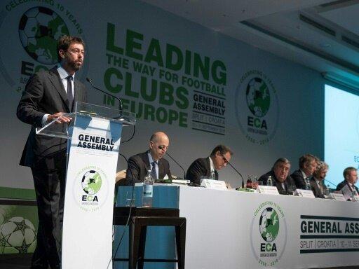 ECA-Versammlung: Dritter Klubwettbewerb bestätigt