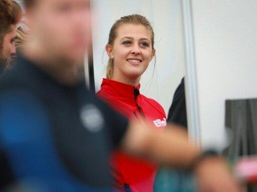 Gina Maria Schumacher wurde ins deutsche Team berufen