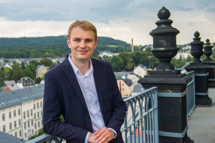 Sebastian Walter tritt nach 2017 zum zweiten Mal für die Bündnisgrünen als Direktkandidat zur Bundestagswahl an. Der Verkehrswissenschaftler sagt, dass die Erzgebirger selbstbewusster werden müssten.