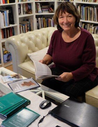 Als Vorruheständlerin hat Christine Klecker, die einstige Geschäftsführerin des Mittelsächsischen Theaters, jetzt wieder mehr Zeit für Forschungen über regionale Geschichte.