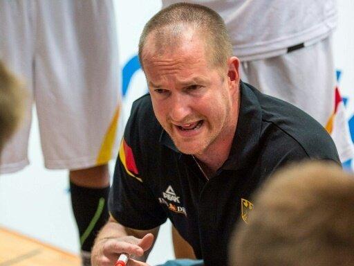 Henrik Rödl trifft mit dem DBB-Team auf Greichenland