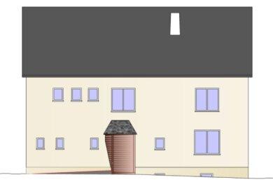 So soll das Vereinsheim nach der Erneuerung aussehen.