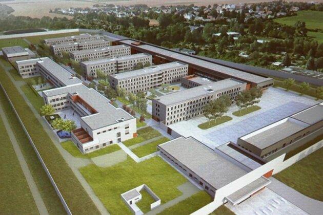 Sachsen findet für Großgefängnis in Zwickau keine Baufirma