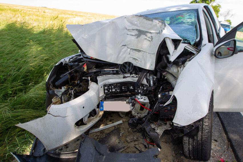 Tödlicher Autounfall bei Neuensalz