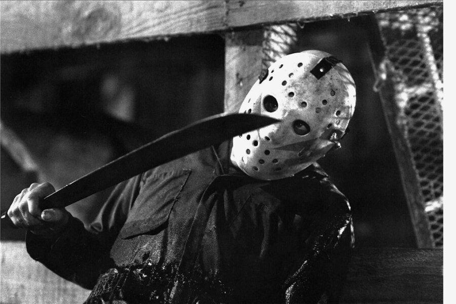 """Mittelmäßig grausig: Serienkiller Jason Voohees aus der Horrorfilmreihe """"Freitag der 13."""""""