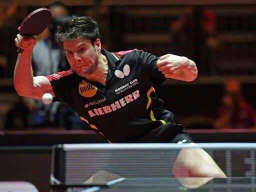 Achtelfinal-Aus für Weltcupsieger Dimitrij Ovtcharov