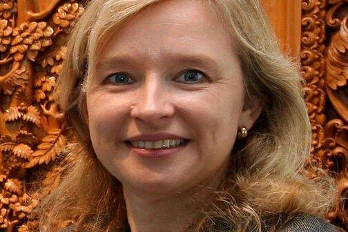 Kathrin Hillig, Geschäftsführerin des Daetz-Centrums