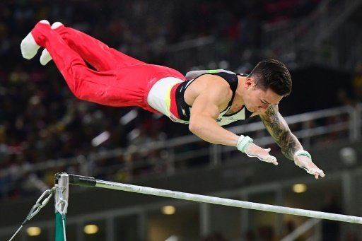 Marcel Nguyen hat das EM-Finale am Barren verpasst