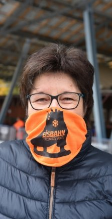 Stadtwerke-Chefin Ines Puhan: Für die Bahn gilt Maskenpflicht.